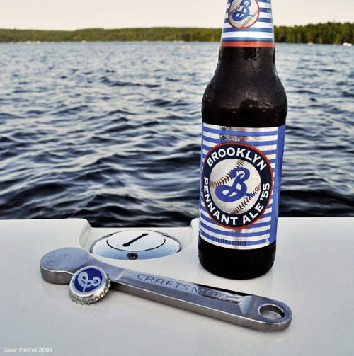 Cap Wrench Bottle Opener