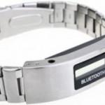 Vibrating Bluetooth Bracelet Watch