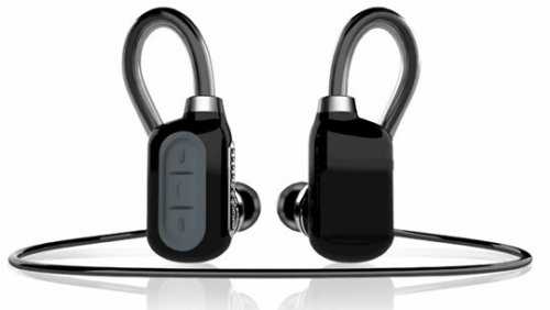 iPhone 3GS-controlling Bluetooth headphones