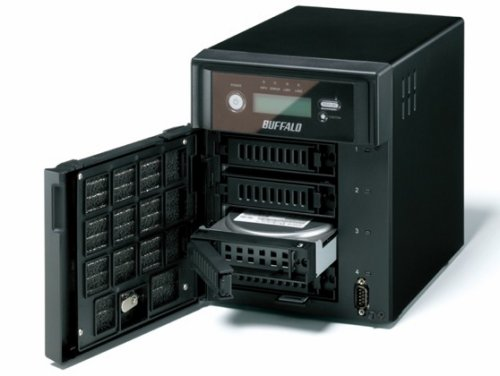 Buffalo intros 4TB TeraStation NAS