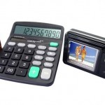 The Calculator Spy Video Camera