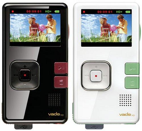 Second Generation Creative Vado HD Pocket Camcorder