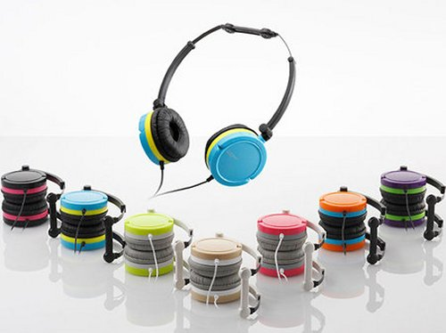Elecom launches new headphones for fashionistas