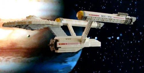 Lego Enterprise