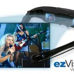 ezVision announces new iPhone adapter for video glasses