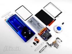 iPod Nano 5th Generation taken apart