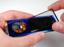 iPod Nano 5th Generation removing display