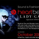 Monster offers special edition Heartbeats by Lady Gaga headphones