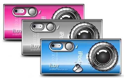 iLuv's iPod Nano 5G Case makes your Nano look like a camera