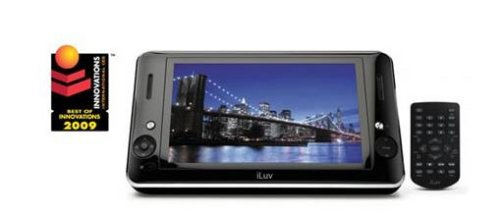iLuv i1166 digital media player