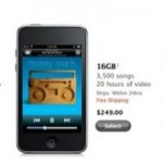iPod touch prices get slashed