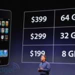 Apple iPod Touch gets lower price, more capacity