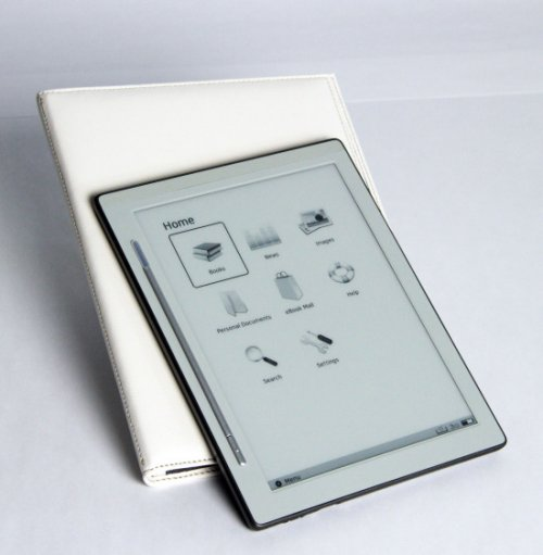 IREX DR800SG e-reader