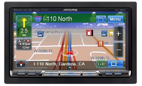 Alpine iXA-W407 Digital Media Station