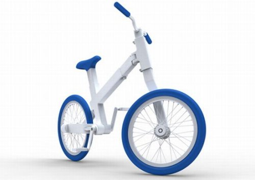 A bike that grows with your child