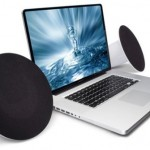 LaCie's Sound2 USB Speakers look good
