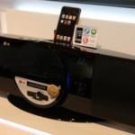 LG FB44 iPod dock
