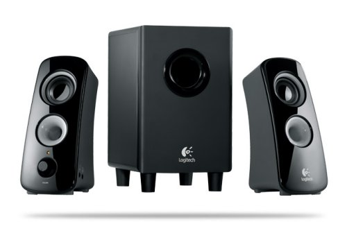 Hands on: Logitech Speaker System Z323