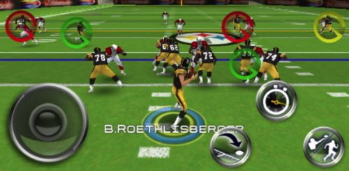 Madden 10 hits the iPhone