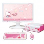 MiNEW A10 Hello Kitty Nettop