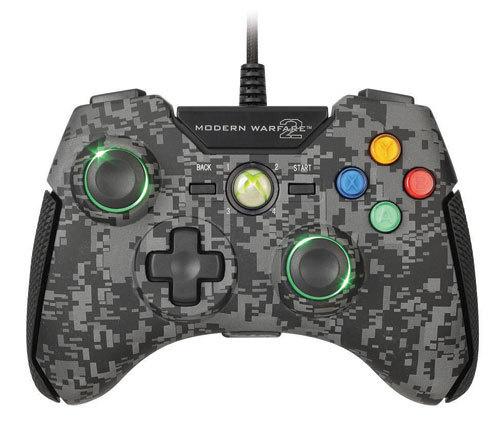 Mad Catz's Modern Warfare 2 controllers