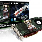 MSI N260GTX Batman: Arkham Asylum graphics card