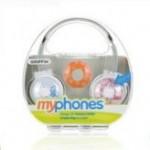 Griffin thinks of the children, intros kid-friendly MyPhones headphones