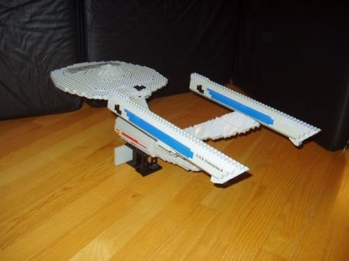 15 Awesome Star Trek Lego Creations Slipperybrick