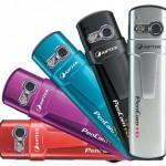 Aiptek PenCAM Trio HD with OLED display