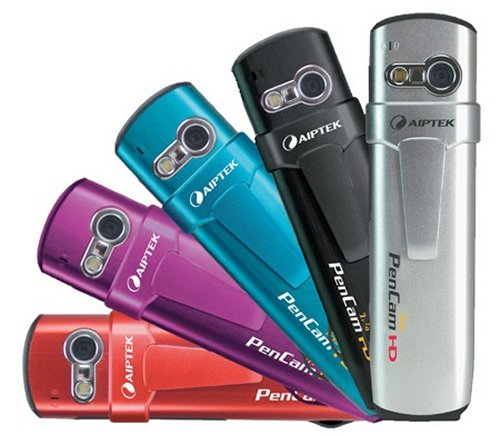 Aiptek PenCAM Trio HD with OLED Display