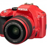Pentax unveils sweet K-x entry-level DSLR