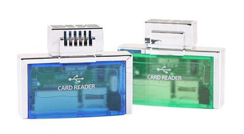 Perfume Bottle USB Card Reader