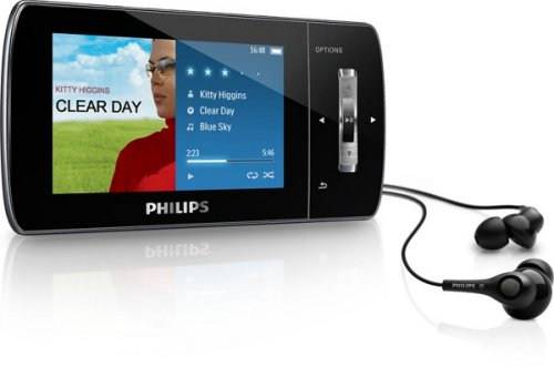 Philips 16GB GoGear Muse PMP
