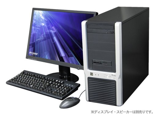 DosPara Prime A Galleria PXR2 Desktop PC