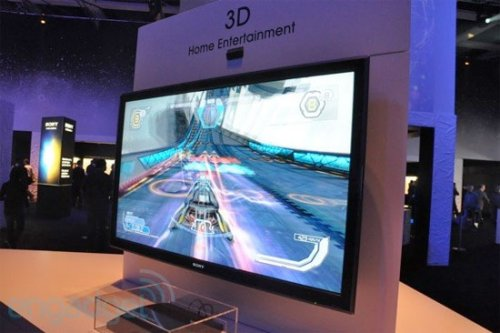PS3 bringing 3D to all games in 2010