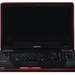 Toshiba intros Qosmio X500 gaming laptop with Blu-ray