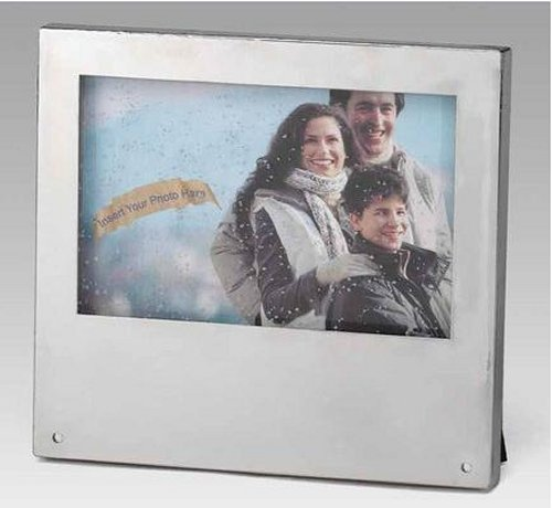 Really Snowing picture frame is the new snow globe