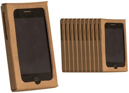 Fully customizable and recyclable iPhone case for the recession