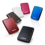 Samsung S3 Station and S2 portable hard drives