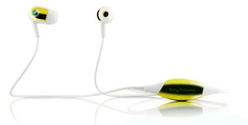 Sony Ericsson MH907 motion activated headphones
