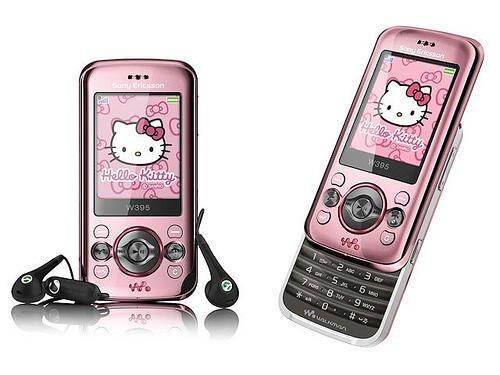 47efa464c MiNEW A10 Hello Kitty Nettop · Limited edition Hello Kitty Sony Ericsson  W395