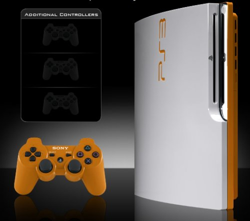Sony's PS3 Slim gets ColorWare