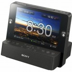Sony's ICF-CL75iP alarm clock, digital frame and Dock for iPod/iPhone