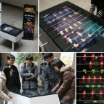 Space Foosball turns Foosball into a video game