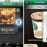 Starbucks unveils iPhone apps