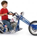 Evel Knievel kid's Chopper