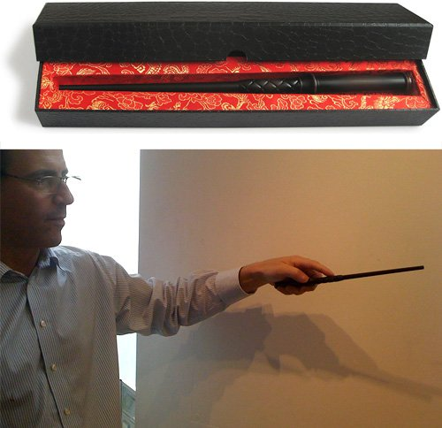 Kymera Magic Wand is a universal remote for Harry Potter