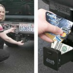 Hitch Safe puts valuables in your Trailer Hitch