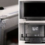 TV Armor protects your flat screen tv from kids and flying Wii-motes