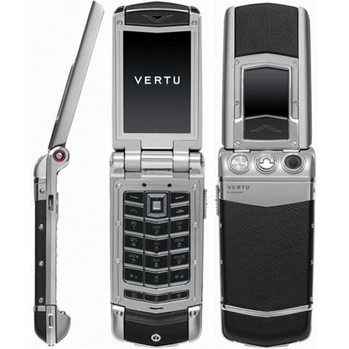Vertu Constellation F Ayxta clamshell gets official